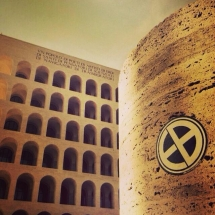 Square Colosseum Rome