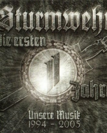 Sturmwehr – Unsere Musik 1994-2005 – Double CD