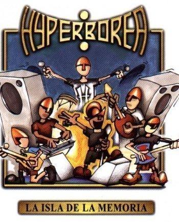 Hyperborea – La isla de la memoria