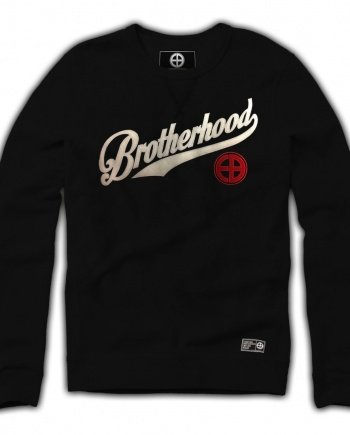 EB Sweatshirt Brotherhood – Black