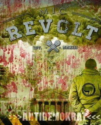 Mic Revolt – Antidemokrat