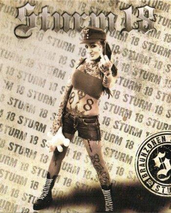 Sturm 18 – Braunzonen Rocker
