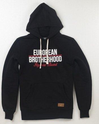 EB Hoodie New Imperial Brand – Black
