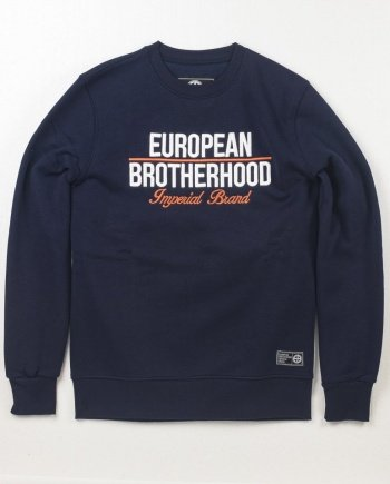 EB Sweatshirt New Imperial Brand – Navy