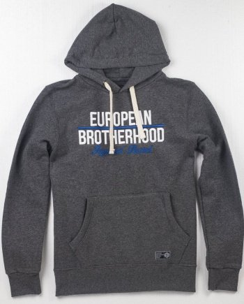 EB Hoodie New Imperial Brand – Grey