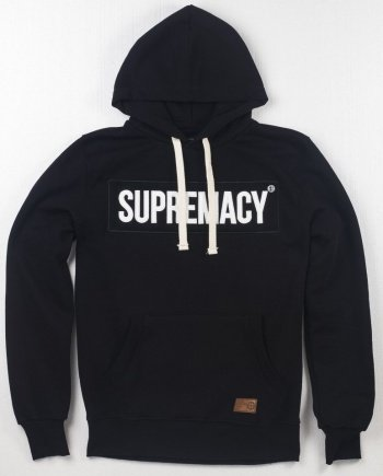 EB Hoodie Supremacy – Black
