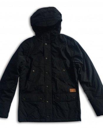 EB Triumph Jacket – Black
