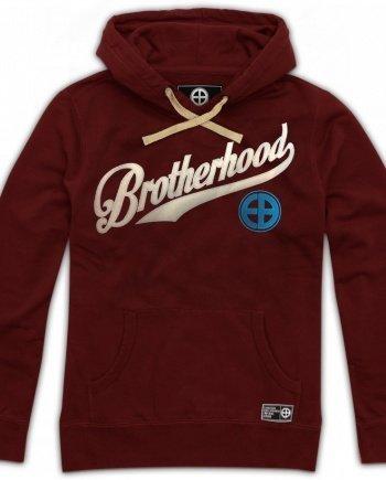 EB Hoodie Brotherhood – Burgundy