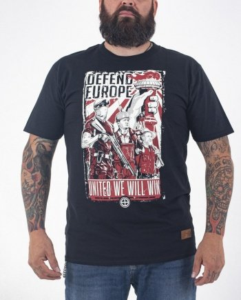 "EB T-Shirt ""United We Will Win"""