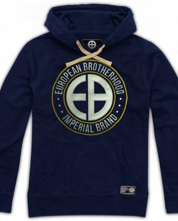 """EB Hoodie """"Victory"""" – Navy"""