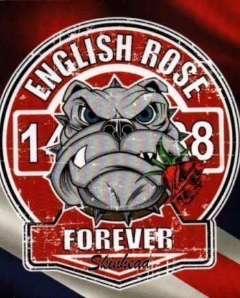 English Rose – Forever Skinhead