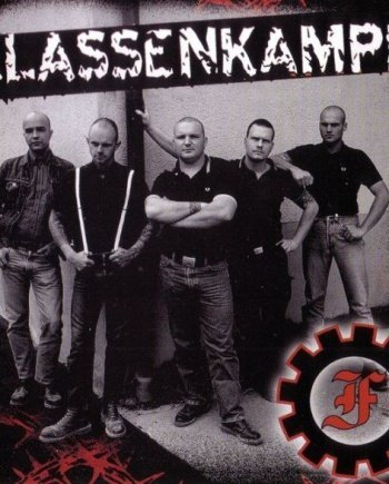 Faustrecht – Klassenkampf – Digipack