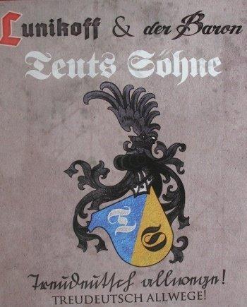 Lunikoff & der Baron – Treudeutsch Allwege!