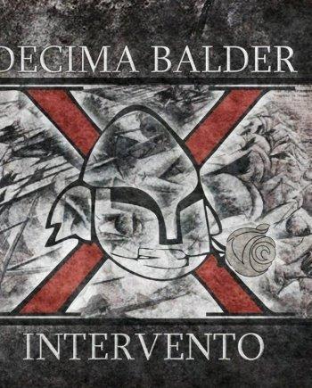 Decima Balder – Intervento