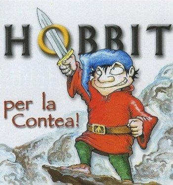Hobbit – Per la Contea!