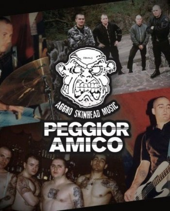 Peggior Amico – Aggro Skinhead Music