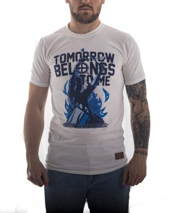 "EB T-Shirt ""Tomorrow Belong to Me"""