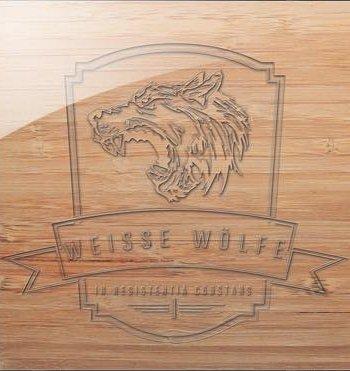 Weisse Wölfe – In resistentia constans