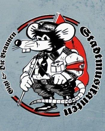Gigi & Die Braunen Stadtmusikanten – Rattenfanger