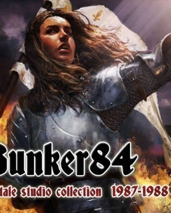 Bunker 84 – Totale Studio Collection 1987-1988 Double cd