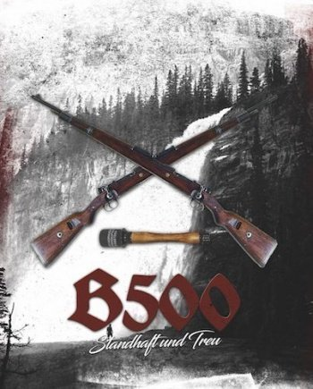 Bataillon 500 – Standhaft und Treu