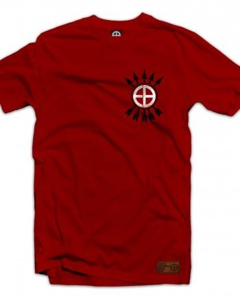 "EB T-Shirt ""Phalanx"" – Red"