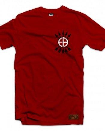 "EB T-Shirt ""Phalanx"" – Red"