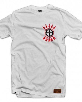 "EB T-Shirt ""Phalanx"" – White"