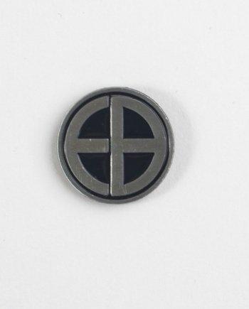EB Metal Pins – Logo