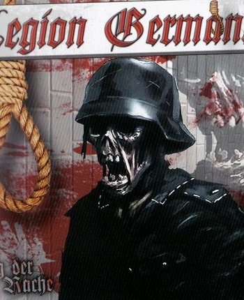 Legion Germania – Tag der Rache