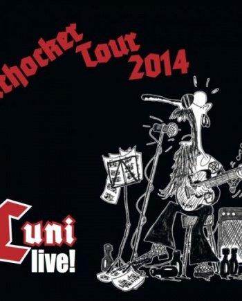 Luni Lunikoff live! – Barhocker Tour 2014