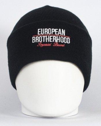 EB Beanie Imperial Brand – Black
