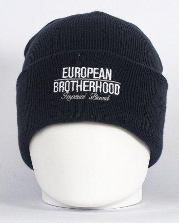EB Beanie Imperial Brand – Dark Navy