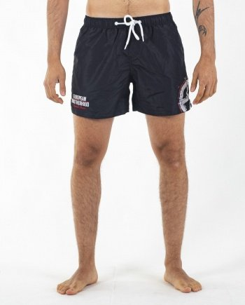 EB Swimming Trunks – Black